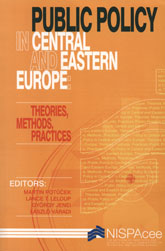Public Policy in CEE: Theories, Methods, Practices