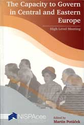 The Capacity to Govern in Central and Eastern Europe
