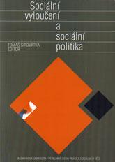 Sociální vyloučení a sociální politika